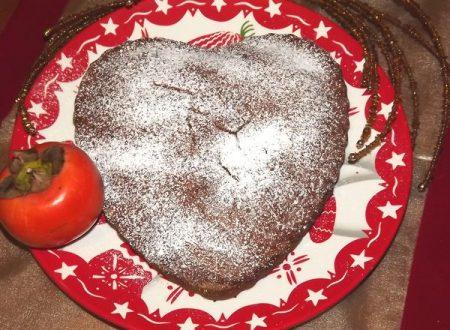Torta di cachi…o muffin