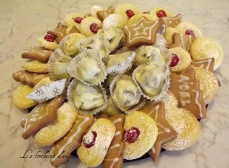 I biscottini regalo per le feste…