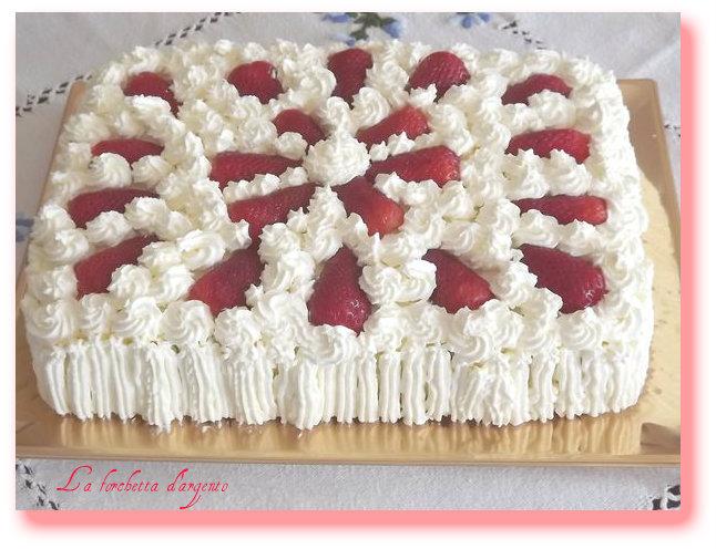 torta di compleanno max cris andrea