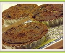 Crostatine alle castagne cioccolato e pere…