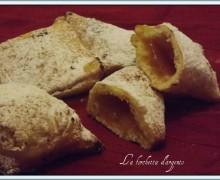 Crostoli ripieni di marmellata…