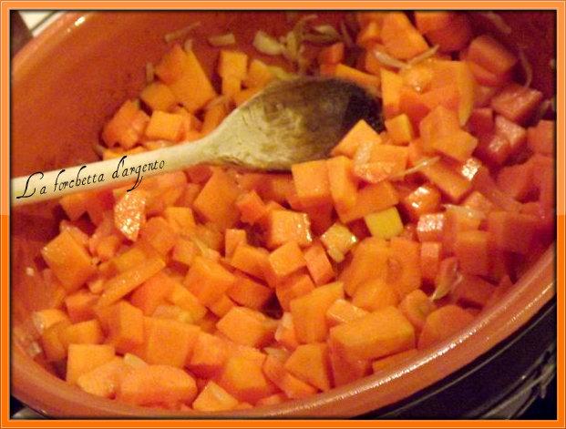 crema di zucca e carote1