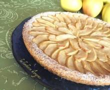 Crostata integrale di mele…