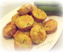 Muffin alle zucchine e provola..