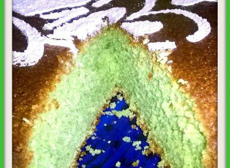 Torta cocco menta …