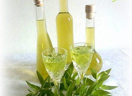Liquore alla Luigia..