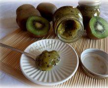 Confettura di kiwi…