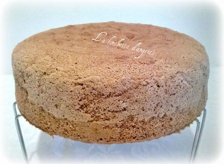 Pasta margherita al cacao..base